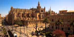 Sevilla Walking Tour 3h