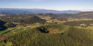 Volcanic Park of La Garrotxa Hiking Tour