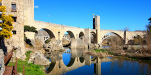 Girona and the Medieval Town of Besalú
