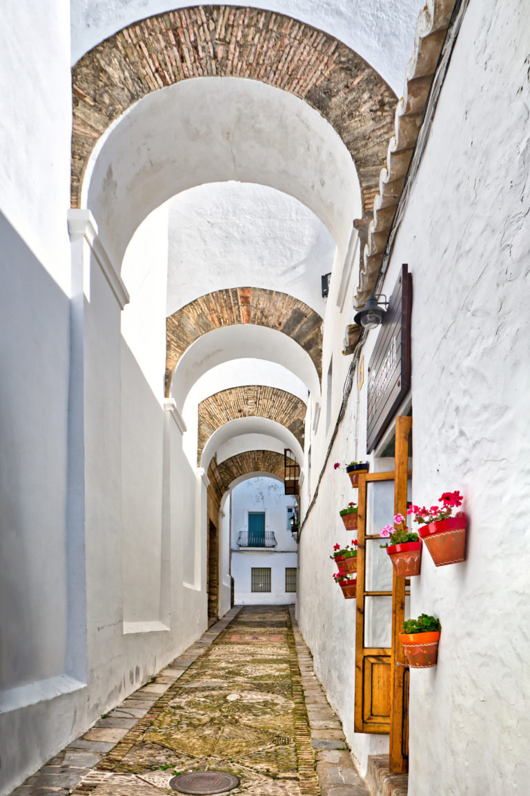 White Villages Andalusia