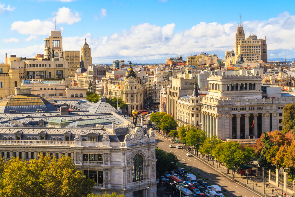 walking tours of madrid