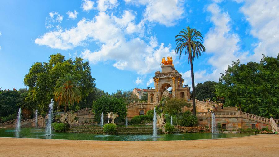 Barcelona Panoramic Tour: Citadel Park