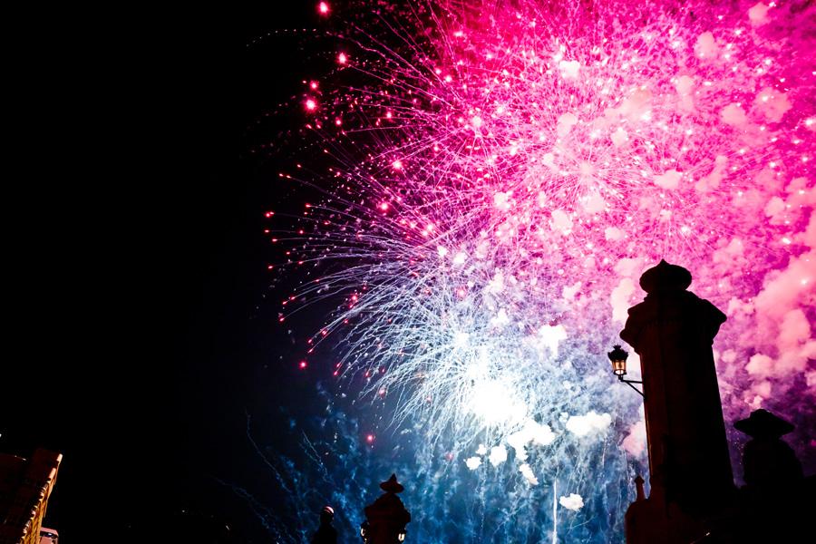 Fallas Fireworks