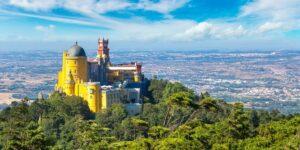 Sintra Tour: Pena Palace