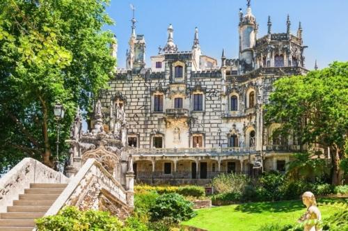Sintra Tour: Regaleira Palace