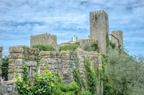Obidos Day Trip from Lisbon: castle