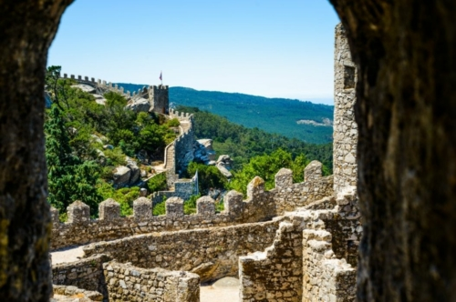Sintra Tour: Castelo dos Mouros