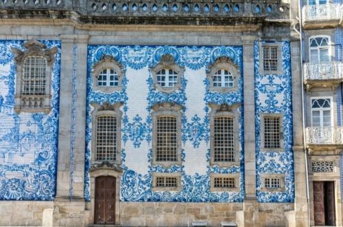 Porto Tour and Wine Tasting - Facade