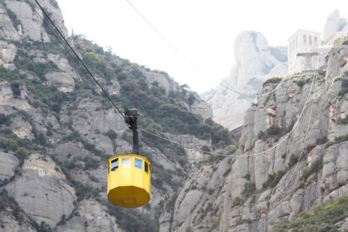 Montserrat Half Day Tour - cog-rail