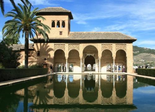 alhambra torredamas