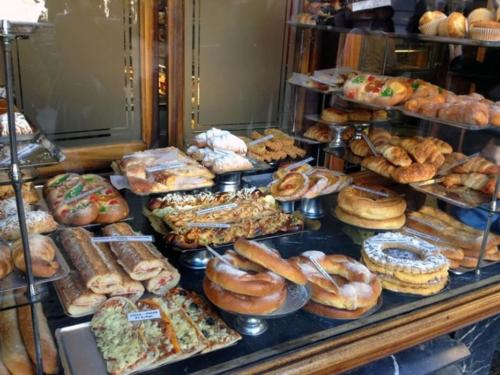Barcelona Pastry shop