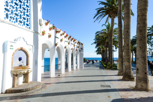 Nerja, Andalusia, Spain